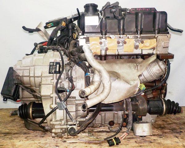 Двигатель BMW W10B16D - 751074601 AT FF 03′ коса+комп 7