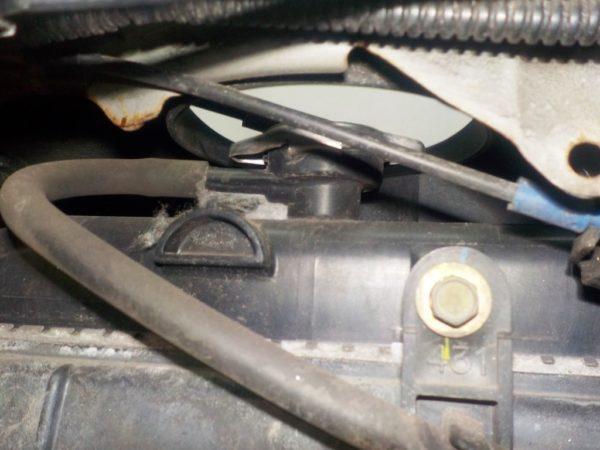 Ноускат Honda Edix xenon (E041907) 9