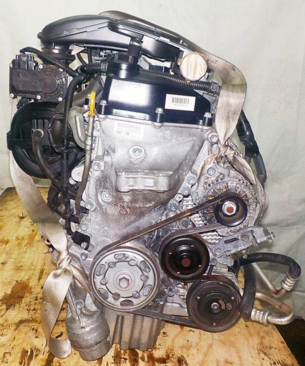 КПП Toyota 1KR-FE CVT FF 3