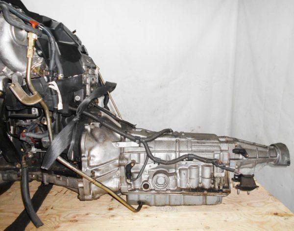 Двигатель Toyota 2JZ-FSE - 0751239 AT 35-50LS A650E FR JZS175 85 000 km 8