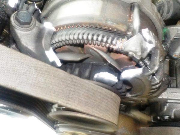 КПП Honda K20A AT MTJA RG1 4