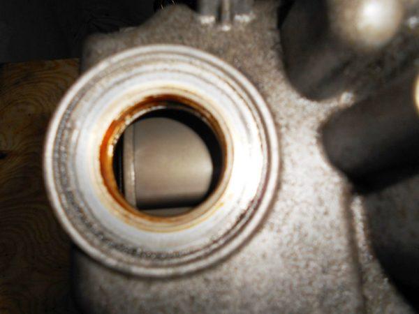 КПП Nissan QG15-DE AT RE4F03B FQ38 FF Y11 3