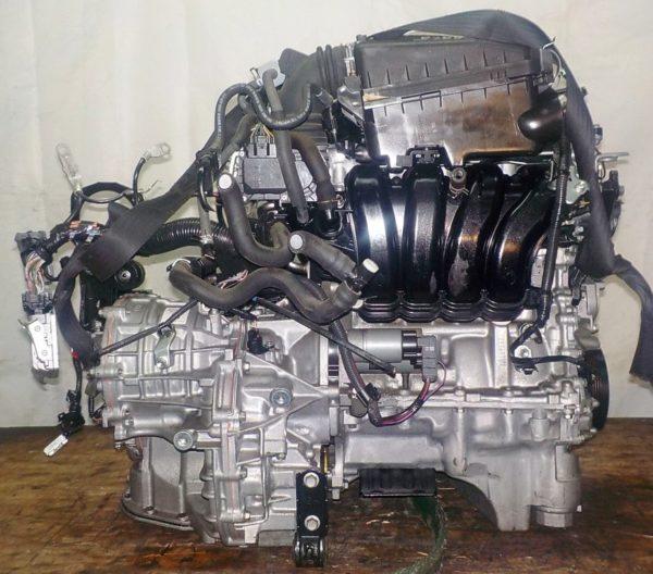 Двигатель Toyota 1NR-FE - 8288770 CVT K411-01A FF NSP120 коса+комп 5