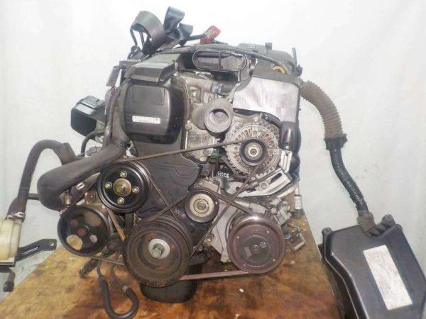 Двигатель Toyota 1G-FE - 6935988 AT 03-70LS A42DE-A04A FR GX110 BEAMS 155 261 km коса+комп 4