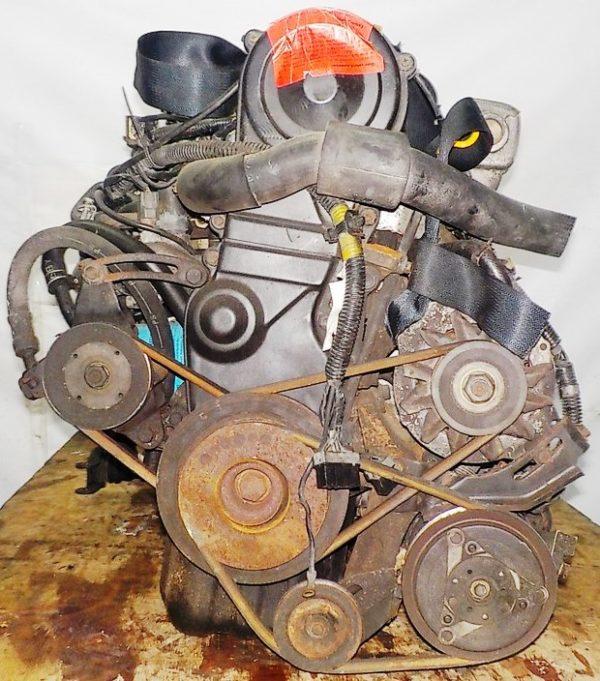 Двигатель Nissan CD17 - 702042X MT RS5F31A FF гидравлическая 3