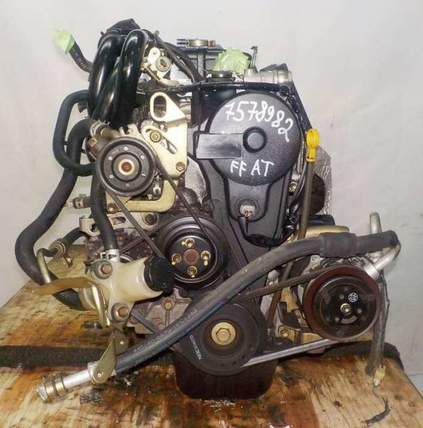 Двигатель Daihatsu EF-VE - 7578982 AT FF комп 4