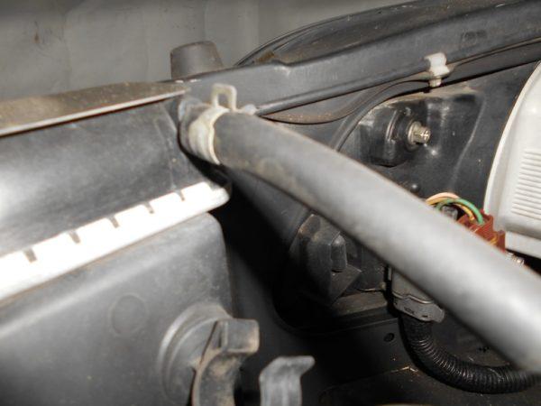 Ноускат Subaru Legacy B4 BE/BH, (1 model) xenon (E011925) 9