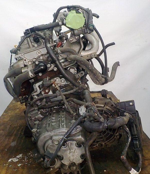 Двигатель Nissan QG15-DE - 324900B MT RS5F70A FF Silver электро дроссель коса+комп 5