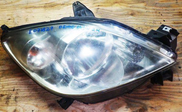 Ноускат Mazda Demio DY, (2 model) (E071827) 11