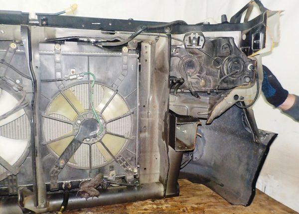 Ноускат Honda Stepwgn RF 3-8, (2 model) (W03201804) 10