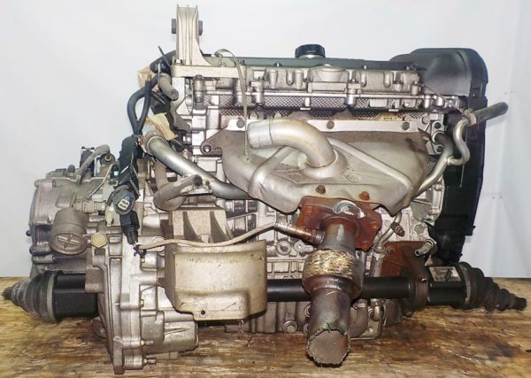КПП Volvo B5244S2 AT FF 4