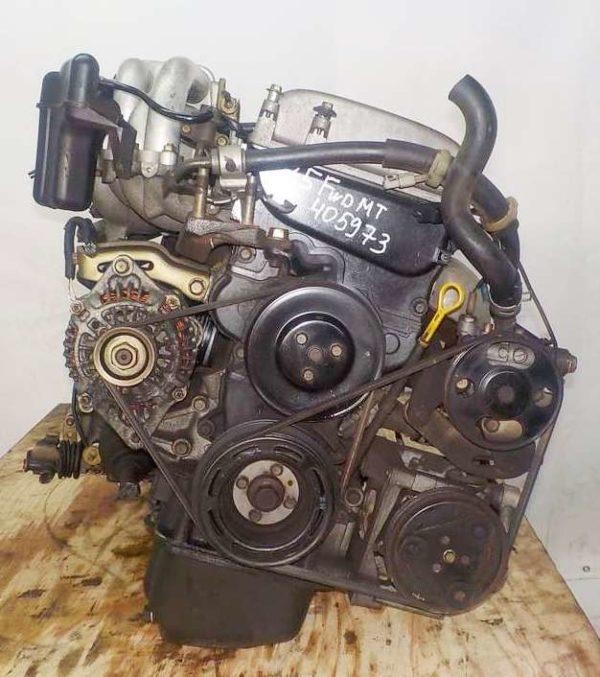 КПП Mazda Z5 MT FF 3