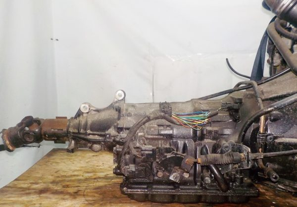Двигатель Mazda J5 - 162027 AT FR SG5W 4