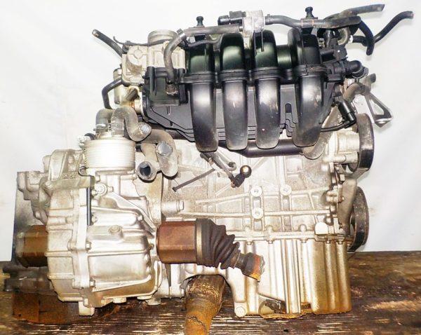 Двигатель Volkswagen BLF - 414003 AT FF 4