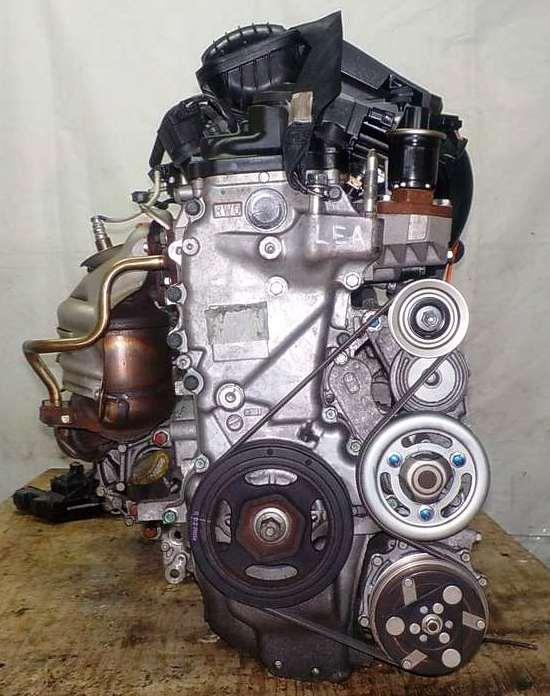 Двигатель Honda LEA - 3043769 CVT SD5A FF GP3 коса+комп 3