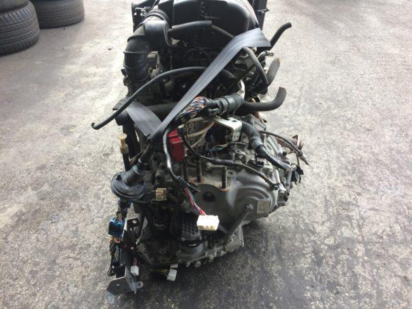 Двигатель Mitsubishi 3A90 - UAD3019 CVT FICJB FF A05A 74 500 km коса+комп 5