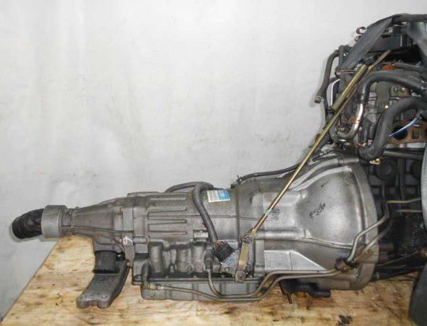 Двигатель Toyota 1G-FE - 7000369 AT 03-70LS A42DE-04A FR GX110 BEAMS 172 300 km коса+комп 6