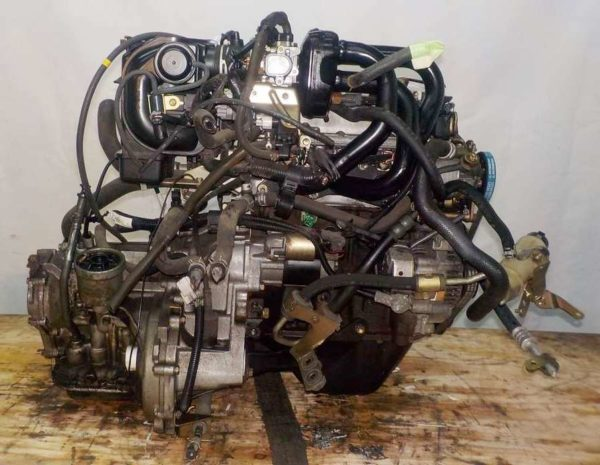 КПП Daihatsu EF-VE AT FF 5