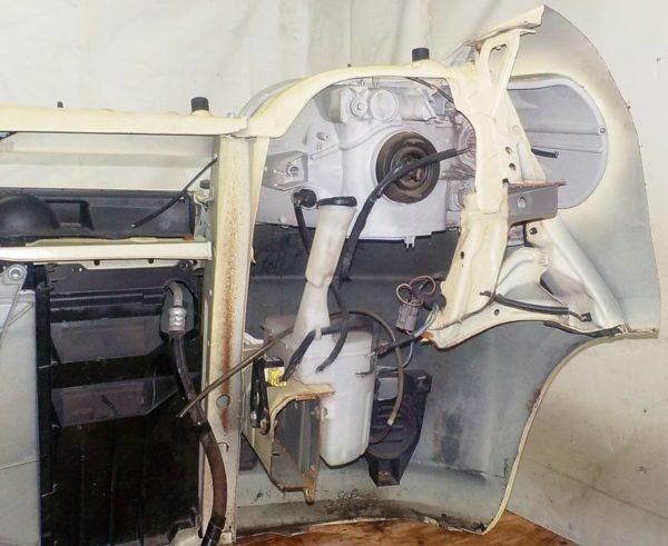 Ноускат Toyota Porte (W05201881) 8