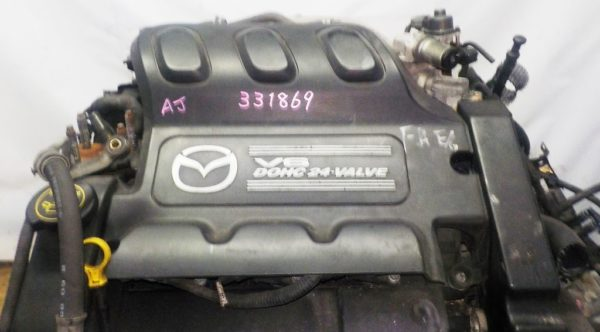 КПП Mazda AJ AT FF 2
