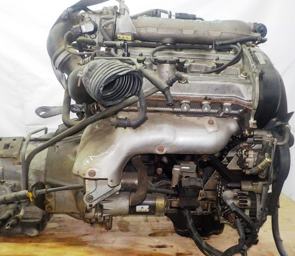 Двигатель Mazda J5 - 154609 AT FR SG5W 1