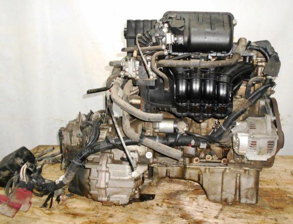 Двигатель Suzuki M13A - 1774742 AT FF ZC11S 131 000 km коса+комп 4