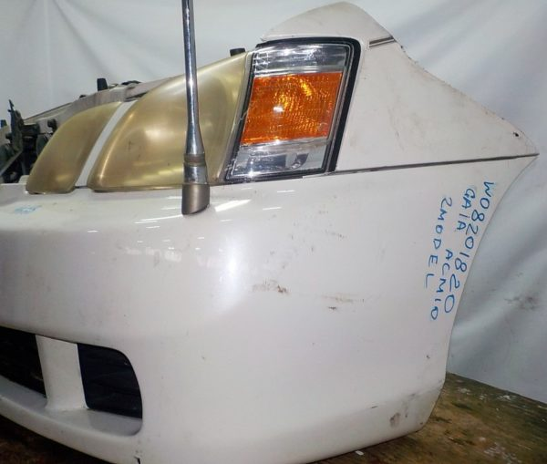 Ноускат Toyota Gaia (2 model), брак радиатора (W08201820) 3