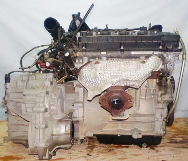Двигатель Mitsubishi 4A90 - 0009612 CVT F1C1A FF Z21A 98 000 km коса+комп 1
