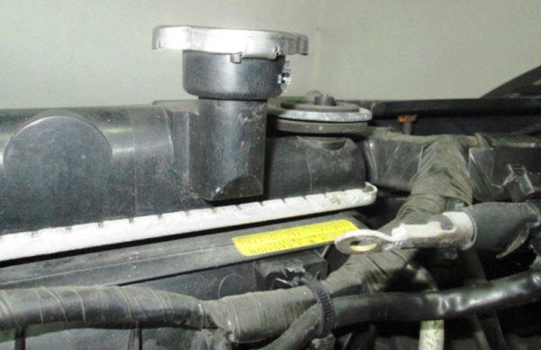 Ноускат Nissan Teana 31 2003-2008 y. (405429) 10
