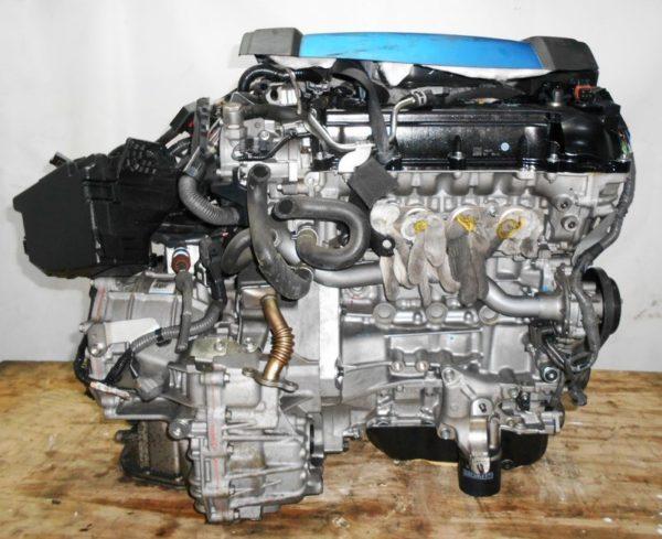 Двигатель Mazda P3 - 30207754 CVT FF DEJFS 133 845 km коса+комп 4