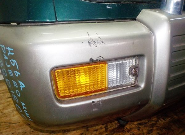 Ноускат Mitsubishi Pajero Mini, (1 model) )W03201809) 3