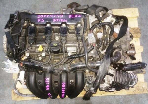 КПП Mazda P3 CVT FF DEJFS 2