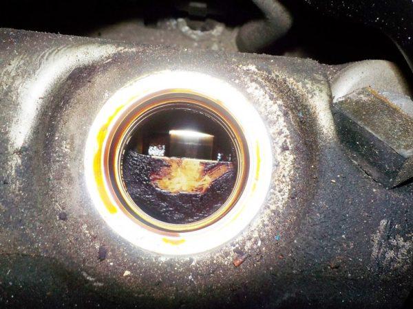 КПП Honda K24A AT FF RB1 6