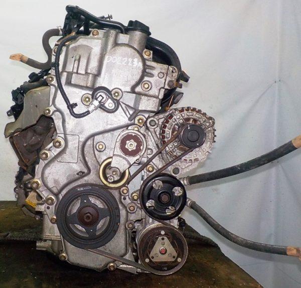 Двигатель Nissan MR18-DE - 002223A CVT RE0F08A FF 3