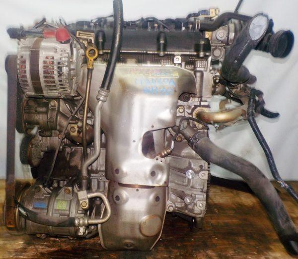 Двигатель Nissan QR20-DE - 173620A CVT FF TC24 брак корпуса генератора без КПП 1