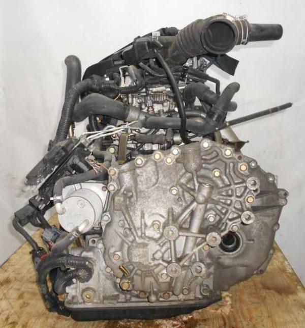 Двигатель Nissan MR20-DE - 079391A CVT RE0F10 GB57 FF C25 106 500 km коса+комп 6