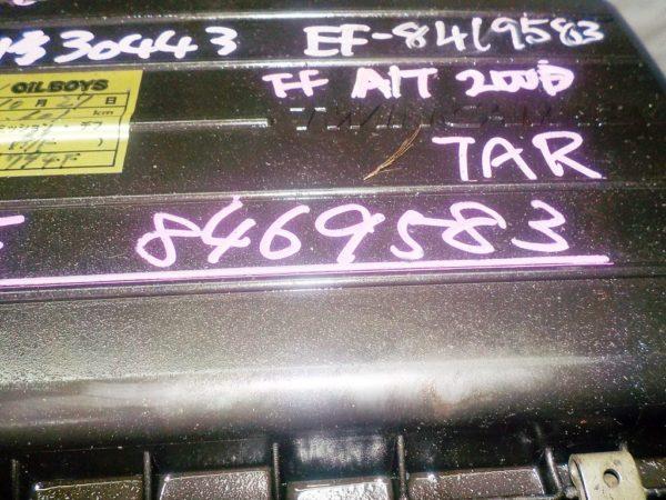Двигатель Daihatsu EF-VE - 8469583 AT FF 3