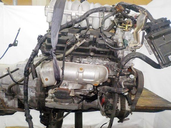 Двигатель Nissan VQ25-DE - 267978A AT RE5R05A FR Elgrand коса+комп 4