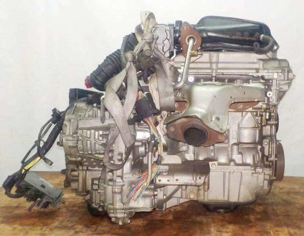КПП Nissan HR15-DE CVT RE0F08B GH54 FF YZ11 4
