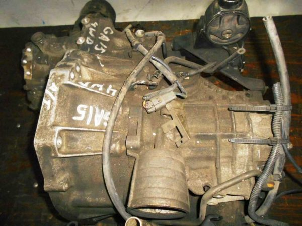 АКПП Nissan GA15 AT 4WD, без були (294) 5