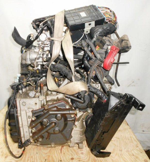 КПП Mitsubishi 4G94 CVT F1C1A FF CR6W 7