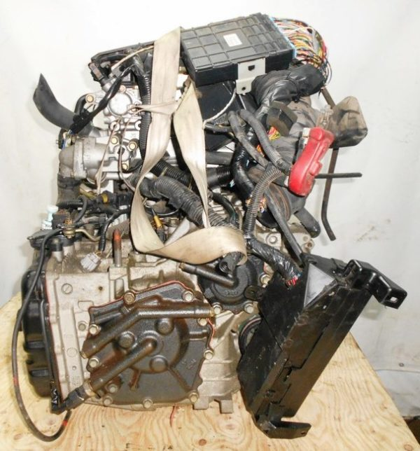 Двигатель Mitsubishi 4G94 - PX0127 CVT F1C1A FF CR6W GDI MR578557 74 000 km комп 7