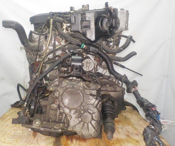 Двигатель Nissan VQ25-DD - 129899A AT RE4F04B FF A33 NEO без датчика скорости коса+комп 8