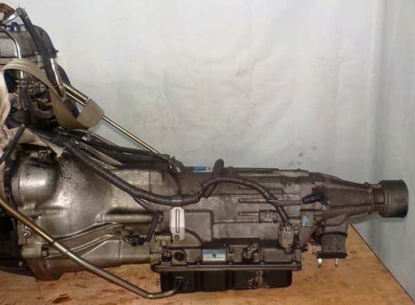 Двигатель Toyota 1G-FE - 6975201 AT 03-70LS A42DE-A05A FR GX110 BEAMS 160 000 km коса+комп 3
