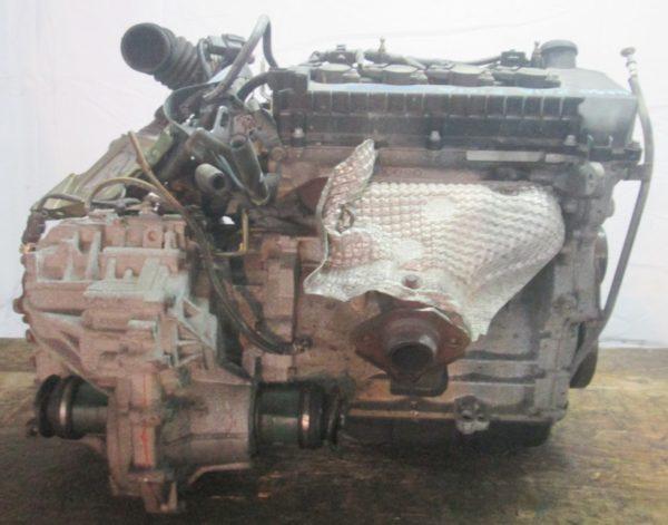 Двигатель Mitsubishi 4A90 - 0007849 CVT F1C1A FF Z21A коса+комп 6