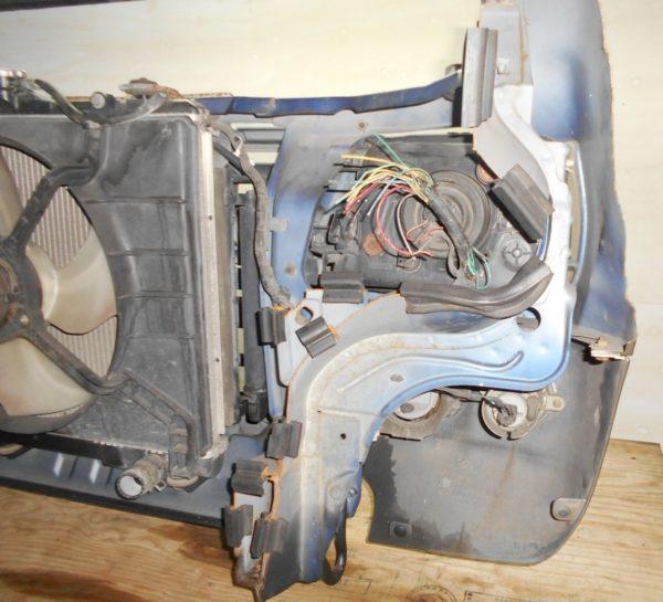 Ноускат Mitsubishi Pajero Mini, (1 model) (W101831) 6