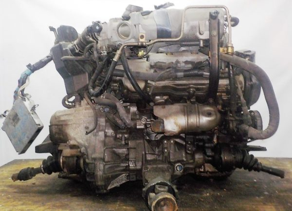Двигатель Toyota 1MZ-FE - 4533500 AT FF 4WD Estima VVT-i 5