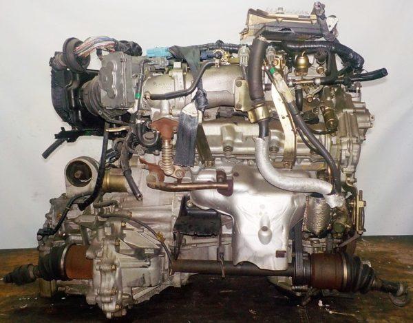 КПП Nissan VQ25-DD AT FF A33 5