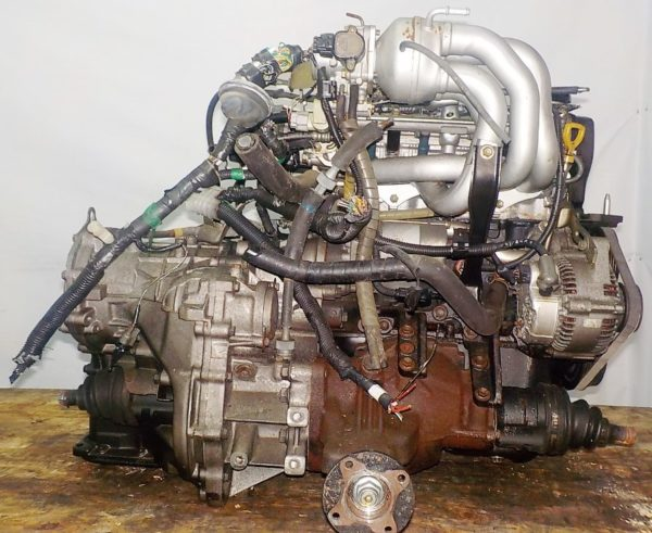 КПП Toyota 4E-FE AT FF 4WD 4