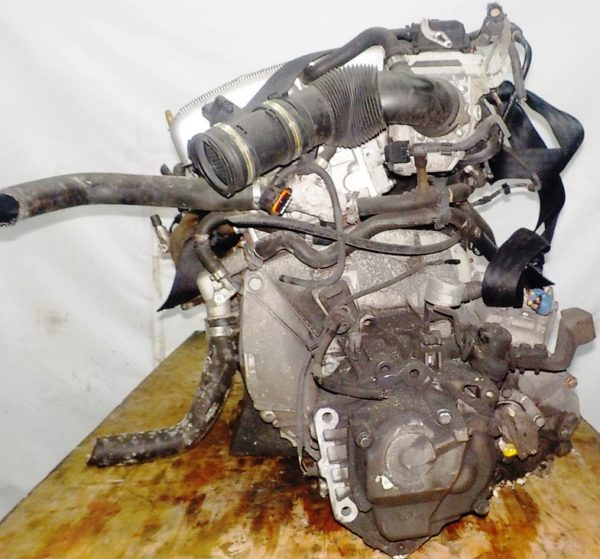 Двигатель Alfa Romeo AR32104 - 938157 MT FF 147 Twin Spark 142 247 km коса+комп 6